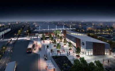 Stantec Leads Critical Renovation Expansion Project of Willowbrook/Rosa Parks Station for LA Metro