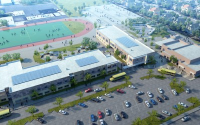 SVA Architects Delivers Unique Design Plan to Fremont Unified School District for Horner Middle School Conversion
