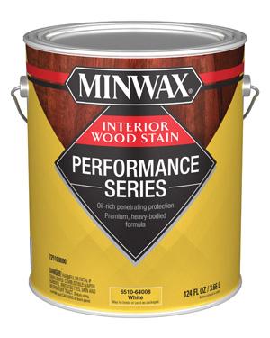 Minwax Performance Series Tintable Wood Stain and Minwax Water-Based Tintable Wood Stain