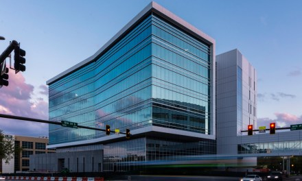 Johns Hopkins All Children's Hospital Research and Education Building