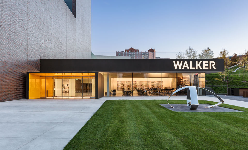ASLA 2018 Honor Award, General Design Category. Walker Art Center Wurtele Upper Garden, by Inside | Outside + HGA (Minneapolis) for the Walker Art Center. Credit: Paul Crosby