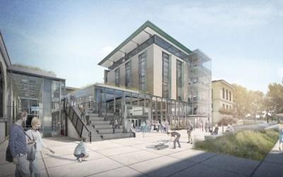 Bohlin Cywinski Jackson Previews ANSYS Hall at Carnegie Mellon University