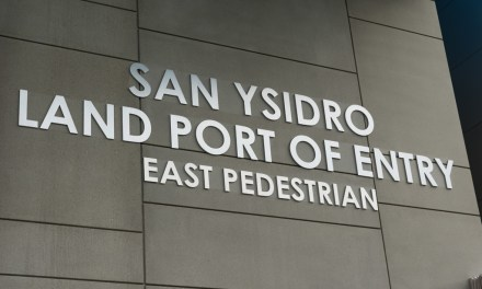 San Ysidro Land Port of Entry Pedestrian Processing Facility Opens