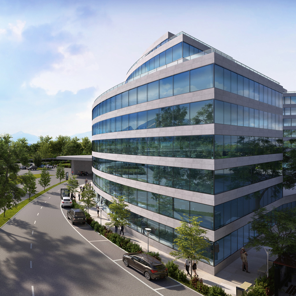 Millennium: A True Smart Building