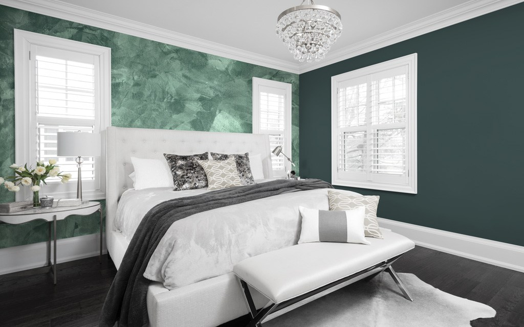DULUX Paints by PPG Unveils Two Deep, Luxurious Greens as 2019 Colours of the Year