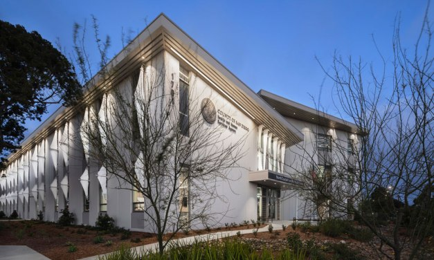 HMC Architects delivers only Zero Net Energy county-owned medical office in California