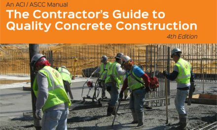 Fourth edition of Contractor's Guide to Quality Concrete Construction coming soon