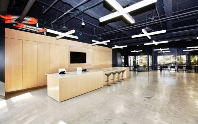 BNBuilders carries out renovations of UC San Diego's Torrey Pines Center South building