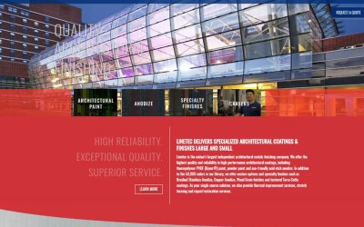"Linetec reveals new ""Single Source Solution"" website"