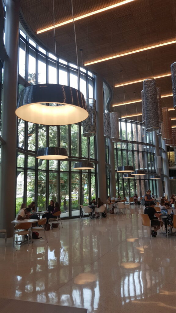 Tulane University A.B. Freeman School of Business. Photo credit: J.T. Blatty