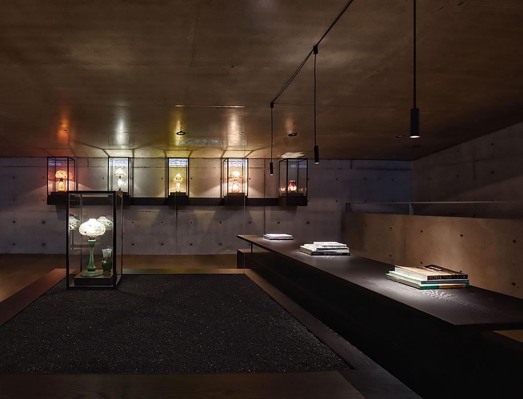INSIDE Winner FINAL day: JAC studios - Yumin Art Nouveau Collection. Credit: Yoonsung Choi, Jeongyoun Hong, Mathias Kromann Rode, courtesy of World Architecture Festival and INSIDE 2018