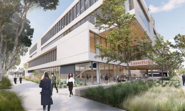 Studio One Eleven reveals creative sustainable office design for Laserfiche