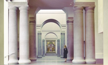 Venturi, Scott Brown and Associates-designed Sainsbury Wing at the National Gallery in London receives AIA's Twenty-five Year Award