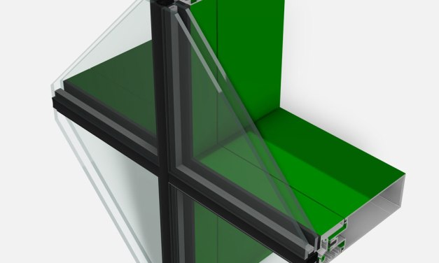 Tubelite introduces 400 4-Side SSG Cassette Series with proprietary anchors and glass-to-edge glazing