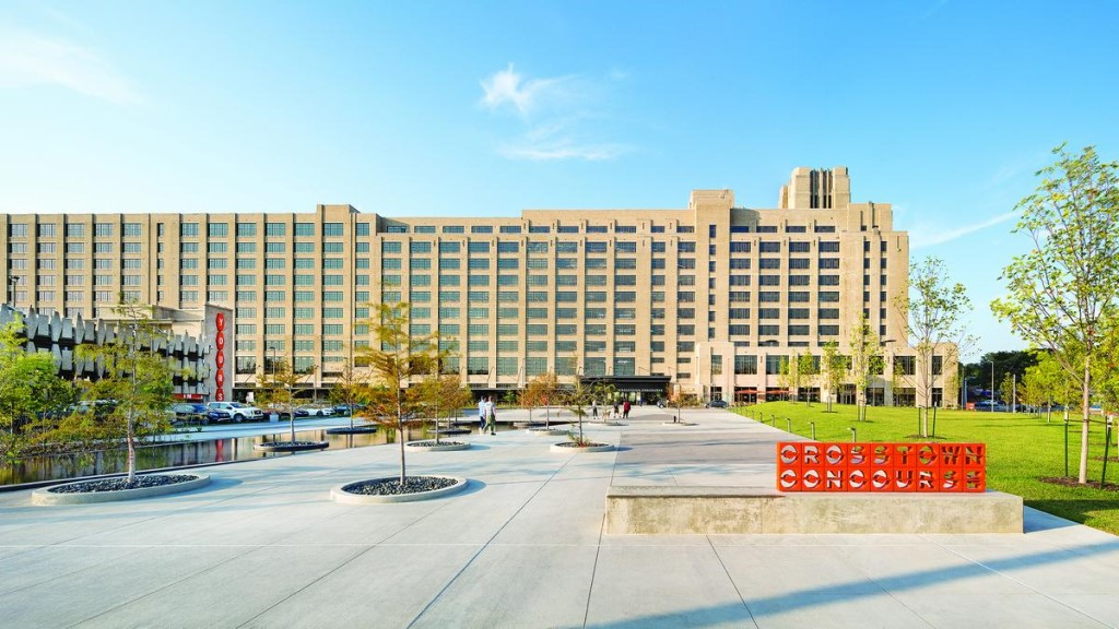 Crosstown Concourse—Memphis, TN. Credit: Chad Mellon