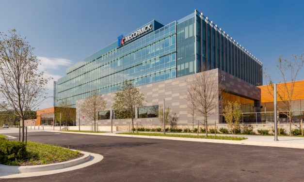 Architectural glass is a key ingredient for new McCormick headquarters