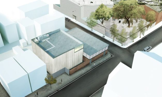 Noguchi Museum to create unified campus encompassing new art and archive building, Noguchi's restored studio, and existing museum and garden