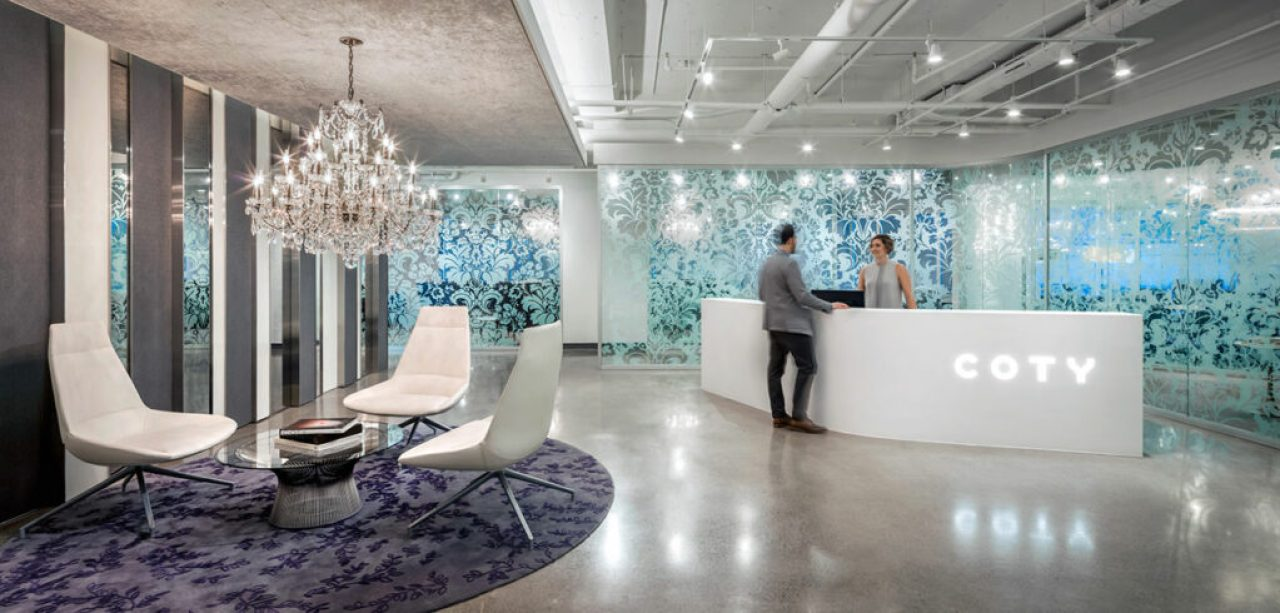 iN STUDIO designs Coty's new Toronto office with Parisienne elegance in mind