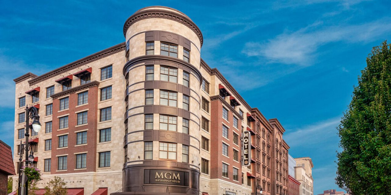 MGM Springfield receives industry's first LEED Platinum certification