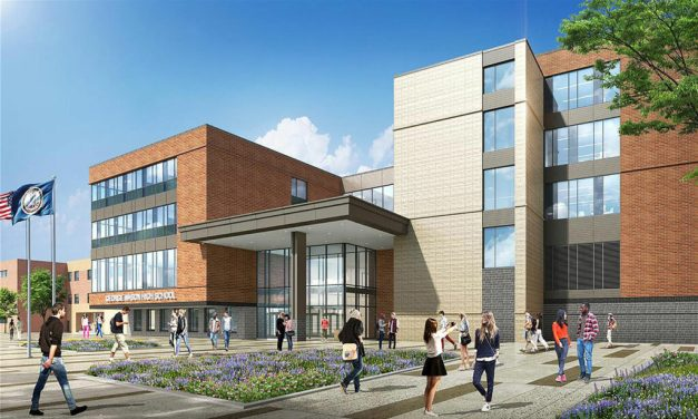 Falls Church City Public Schools breaks ground on new $120 Million George Mason High School