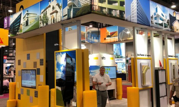 Sto Corp. highlights new iQ Technology™, customizable facade surfaces and rainscreen systems at the AIA Conference