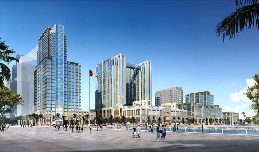 Rendering courtesy of Manchester Pacific Gateway