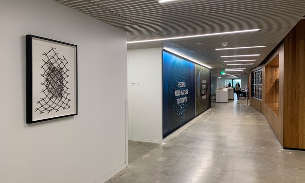 Newly redesigned Conservation International headquarters receives LEED Gold certification