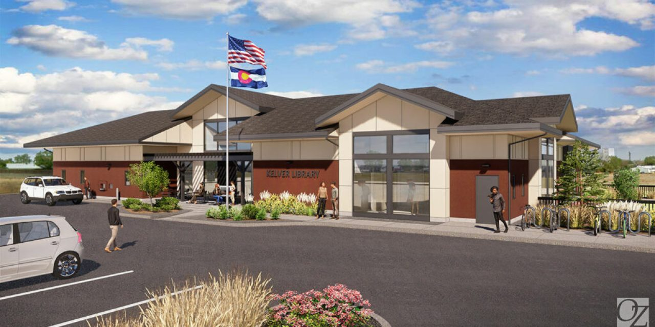 Two OZ-Designed Arapahoe Libraries to be community hubs