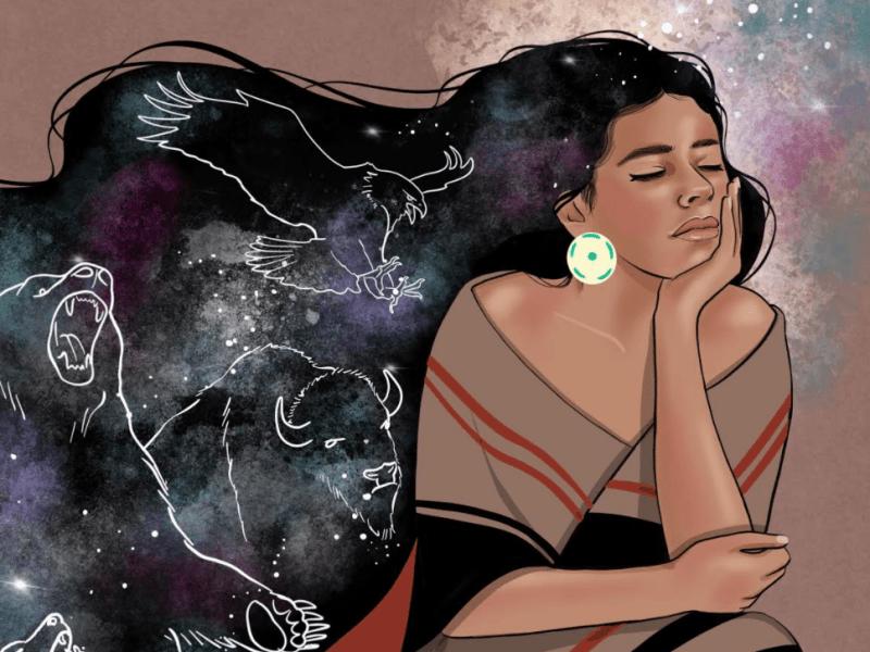 """Spirit Guides"" by Soni López-Chávez"