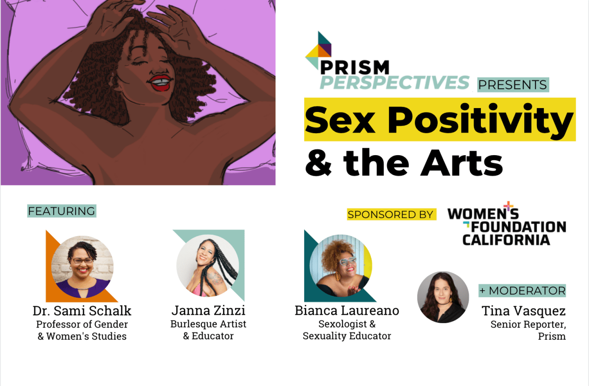 Sex Positivity and the Arts