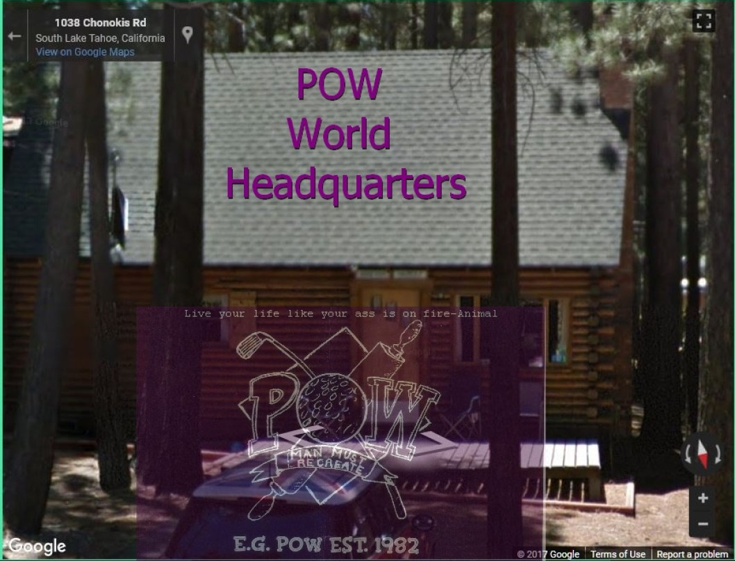 POW World Headquarters