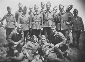1940,la légion étrangère va payer un très lourd tribut lors des combats de la campagne de france...