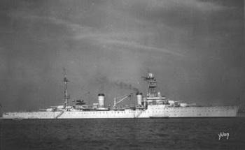 Croiseur lourd TOURVILLE