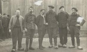 Prisonniers militaires gillot andré au Stalag V C (1942)