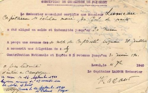 prisonniers de guerre françaiscamp de prisonniers le Grand Séminaire à Laval