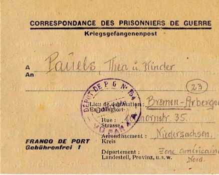 prisonnier de guerre allemand en France après 1945 Avignon154