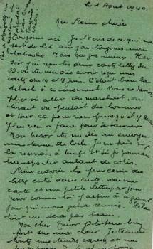 prisonnier de guerre caserne des Uhlans Sarrebourg