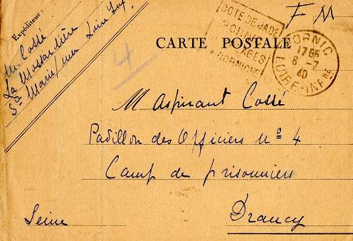 prisonniers de guerre français camp de Drancy