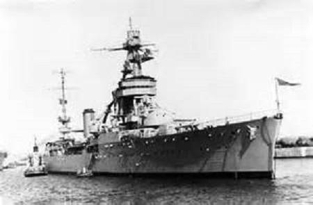 croiseur Suffren 1940