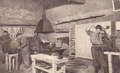 chantiers de jeunesse n°44 atelier