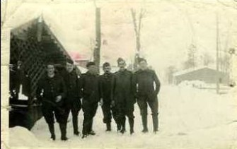 prisonniers de guerre Robin Bernard stalag XIII B