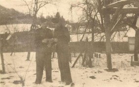 prisonniers de guerre STALAG XIII C