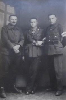 PRISONNIERS de guerre Levieux René CROIX ROUGE STALAG XVIII C
