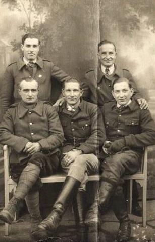 Prisonniers de guerre mamaranche Stalag IV G