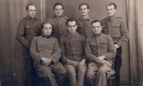photo de prisonniers de guerre STALAG 344 LAMSDORF