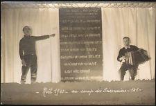 prisonniers de guerre théatre au stalag oflag