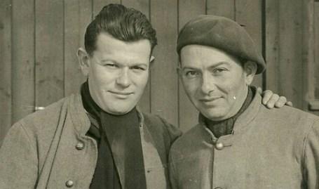 photo de prisonnier de guerre MARRIE EUGENE stalag XII B