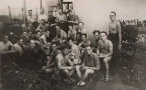photo de prisonniers de guerre