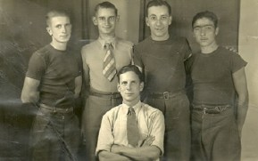 photo prionnier de guerre stalag II B émile ferrière