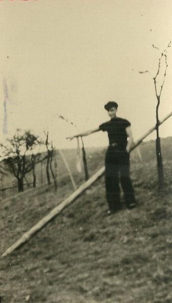 prisonnier de guerre LOUIS BEAUCHENE STALAG IV F